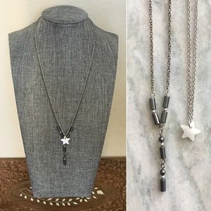 Vintage Lucky Star Necklace Set